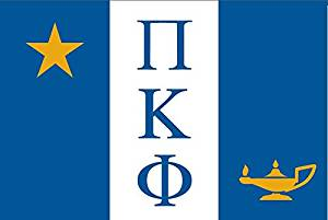 Pi Kappa Phi Officia -- 3' X 5' Flag