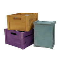 Good sale wooden crate box for packing usage with low price