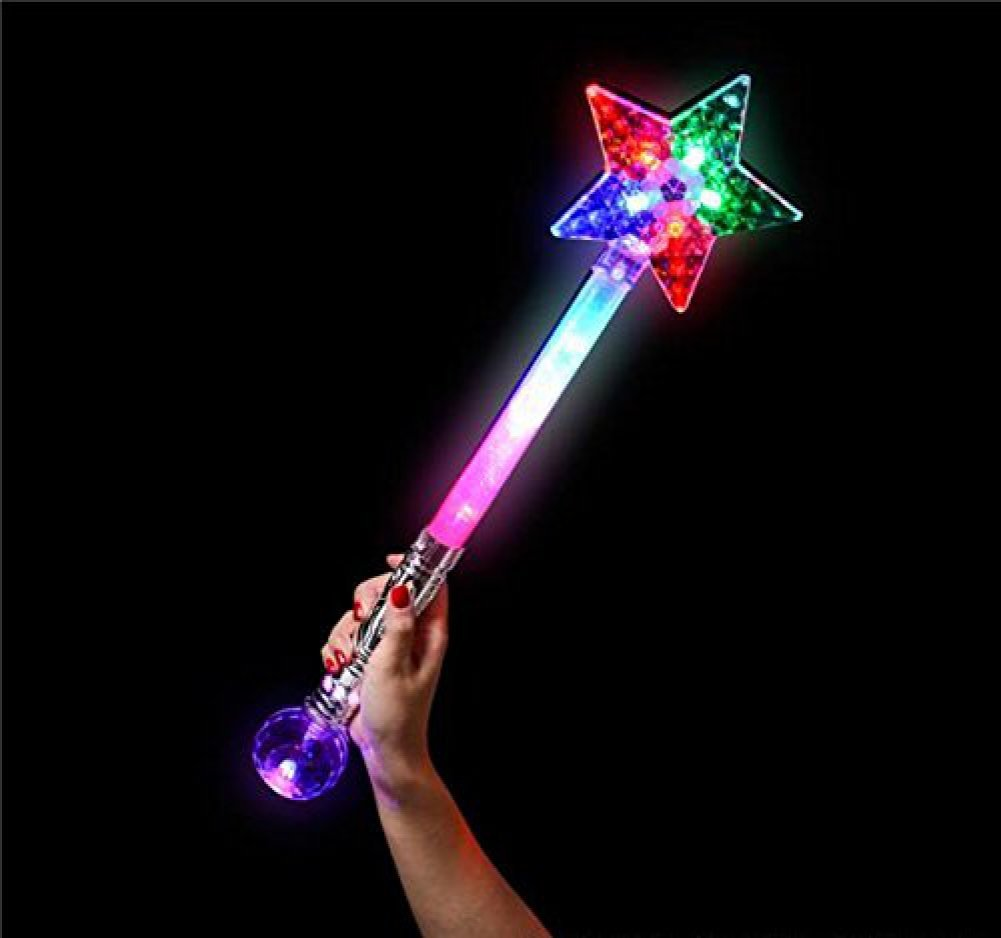Buy Giftexpress Magic Ball Star Wand Light Up Princess Led Wand Princess Magic Wand Princess Costume Accessory In Cheap Price On Alibaba Com