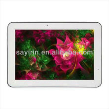 10.1inch android 4.0 tablet HDMI 1080p full hd tablet pc