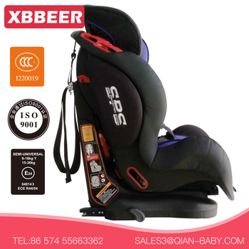 ECER44 04 Child Car Seat Be Suitable 9 36KG Baby Seats Recaro