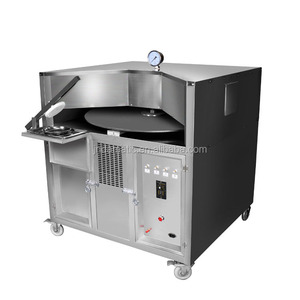 Gas naan bread oven for lebanese bread and flat bread