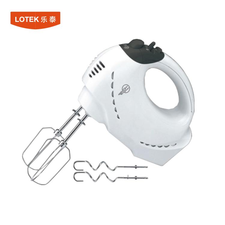 CE GS de haute qualité 5 vitesse électrique main gâteau mélangeur mélangeurs de nourriture