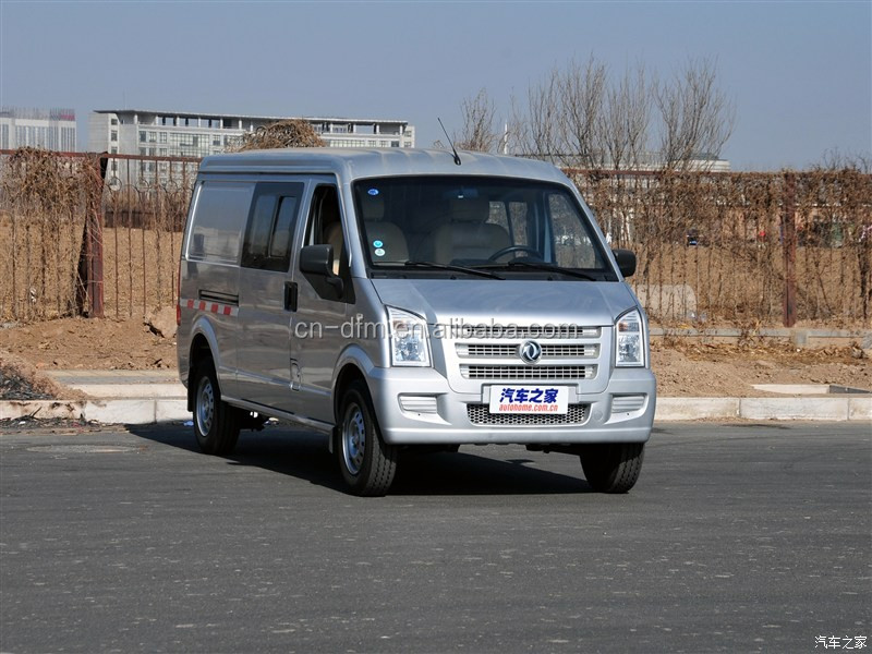 Cheap China 4*2 mini delivery van, mini cargo van, mini van truck