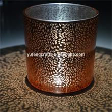candle making jars wholesale mercury glass candle holder