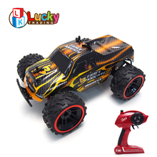 newest design funny vehicle PVC 1:16 toy model rc nitro car for selling