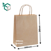 /product-detail/wholesale-price-printed-logo-shopping-recycled-kraft-paper-bag-60800256103.html
