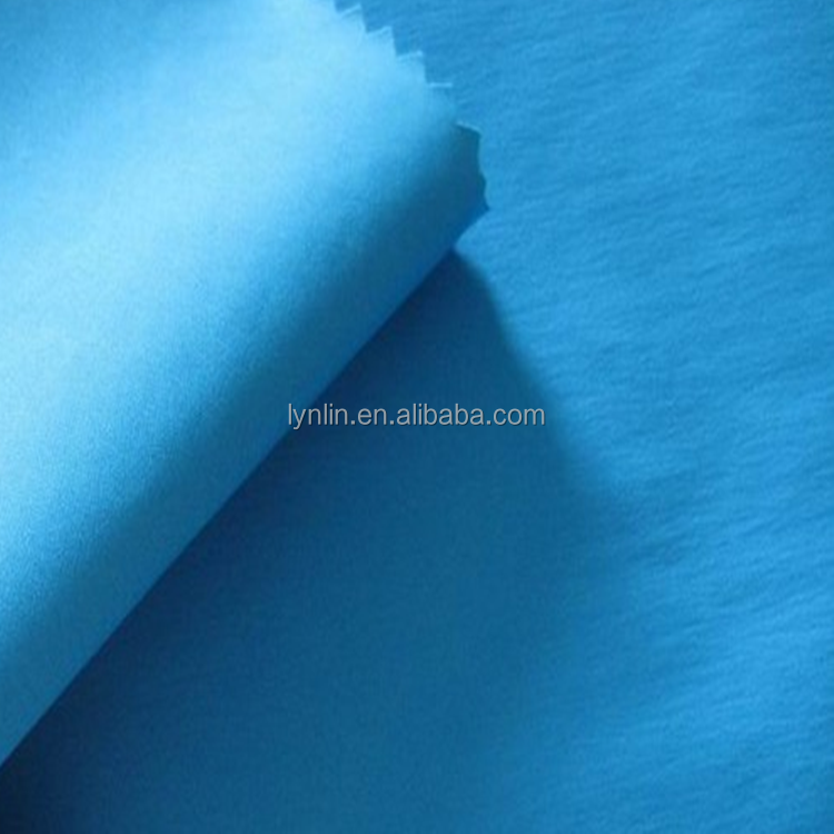 Hot Sale Plain Dyeing 2 Way Stretch Nylon Spandex Fabric