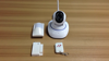 wireless wifi 720p night vision IP camera P2P for outdoor home alarm host
