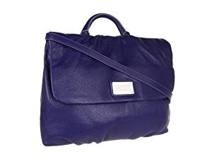 """Marc Jacobs Classic Q Computer Commuter 13"""" Electric Stage Blue"""