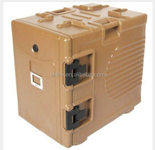 60L insulated Food Delivery Rear Box , thermal transport box