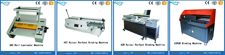 Factory Price Hardcover Maker Automatic Photo Book Cover Making Machine