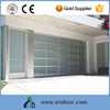 Best metal garage sliding screen door