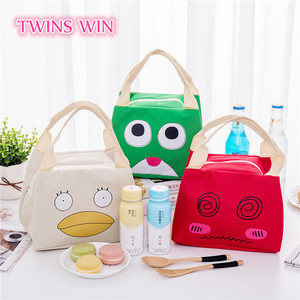 Venezuela Promotional kids popular cartoon stylish lunch bag wholesale non woven colorful insulated delivery cooler bags