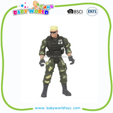 2017 new products custom pvc soldier action figure
