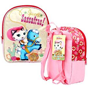 651f901b75a5 Get Quotations · DISNEY SHERIFF CALLIE WILD WEST BACKPACK LIGHT UP BACKPACK  - 15in X 12in X 5in