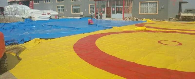 High Quality Cheaper Professional Wrestling Mats For Sale