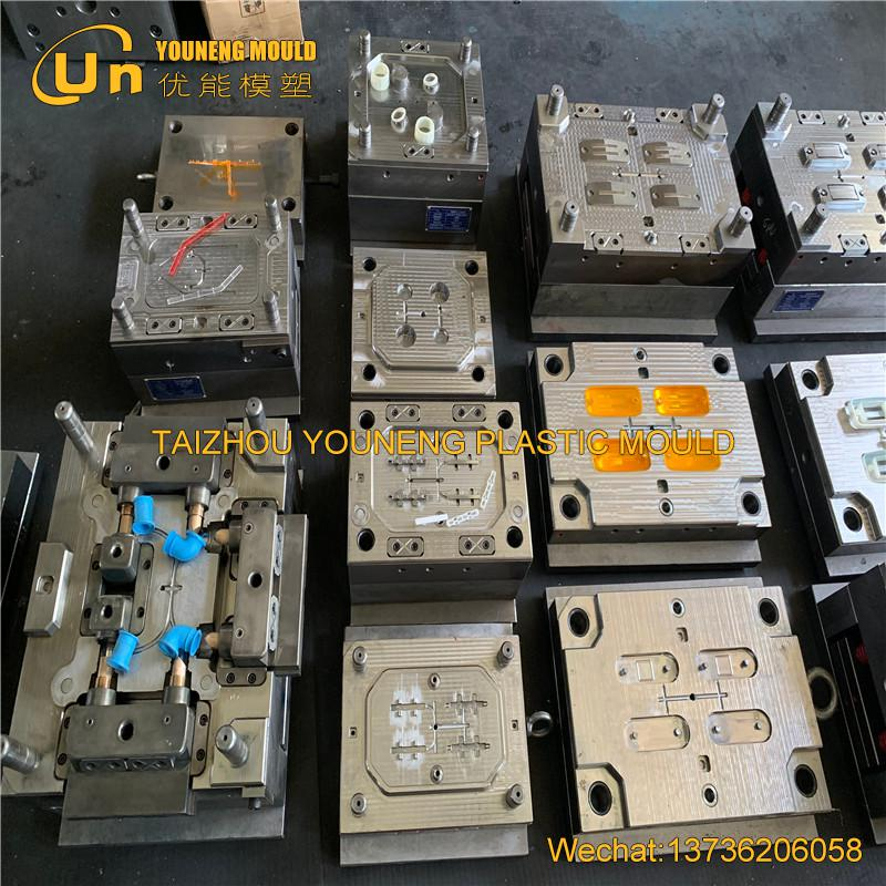 plastics injection mould making from taizhou mould factory