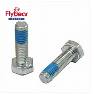 904L high preasure wholesale stainless steel 347 hex head bolt, bolts and nuts and washers