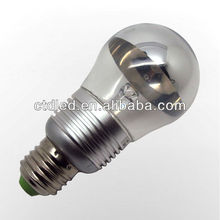 LED mirror bulb 110V dimmable led bulb ztl