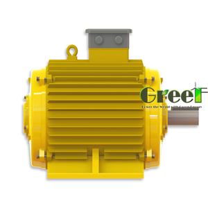 10 kw 3 phase ac synchronous wind energy permanent magnet generator
