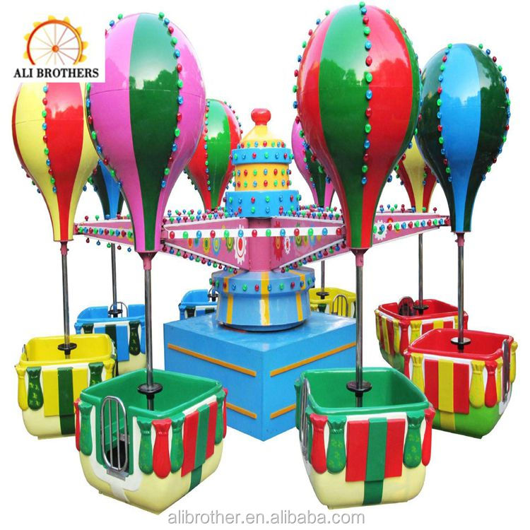 [Ali Brothers] Fairground Amusement Rides Park Games Children Samba Balloon Rides for sale