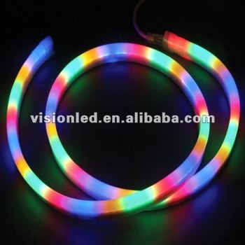High quality led rgb neon rope light with ceroch buy led neon high quality led rgb neon rope light with ceroch aloadofball Images