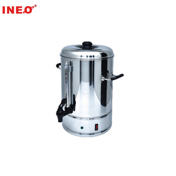 10L Good Quality Cheap Professional Stainless Steel Restaurant Commercial Coffee Maker