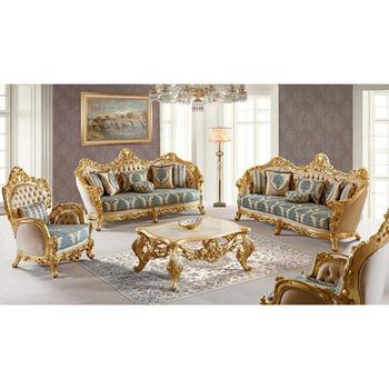 Customized Luxury Furniture Living Room