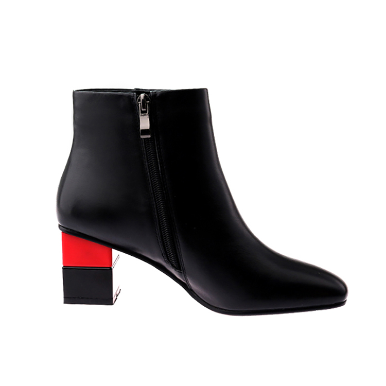 brand women shoes 2018 toe pointed hot sale boots OEM fashion vx6wFy50q