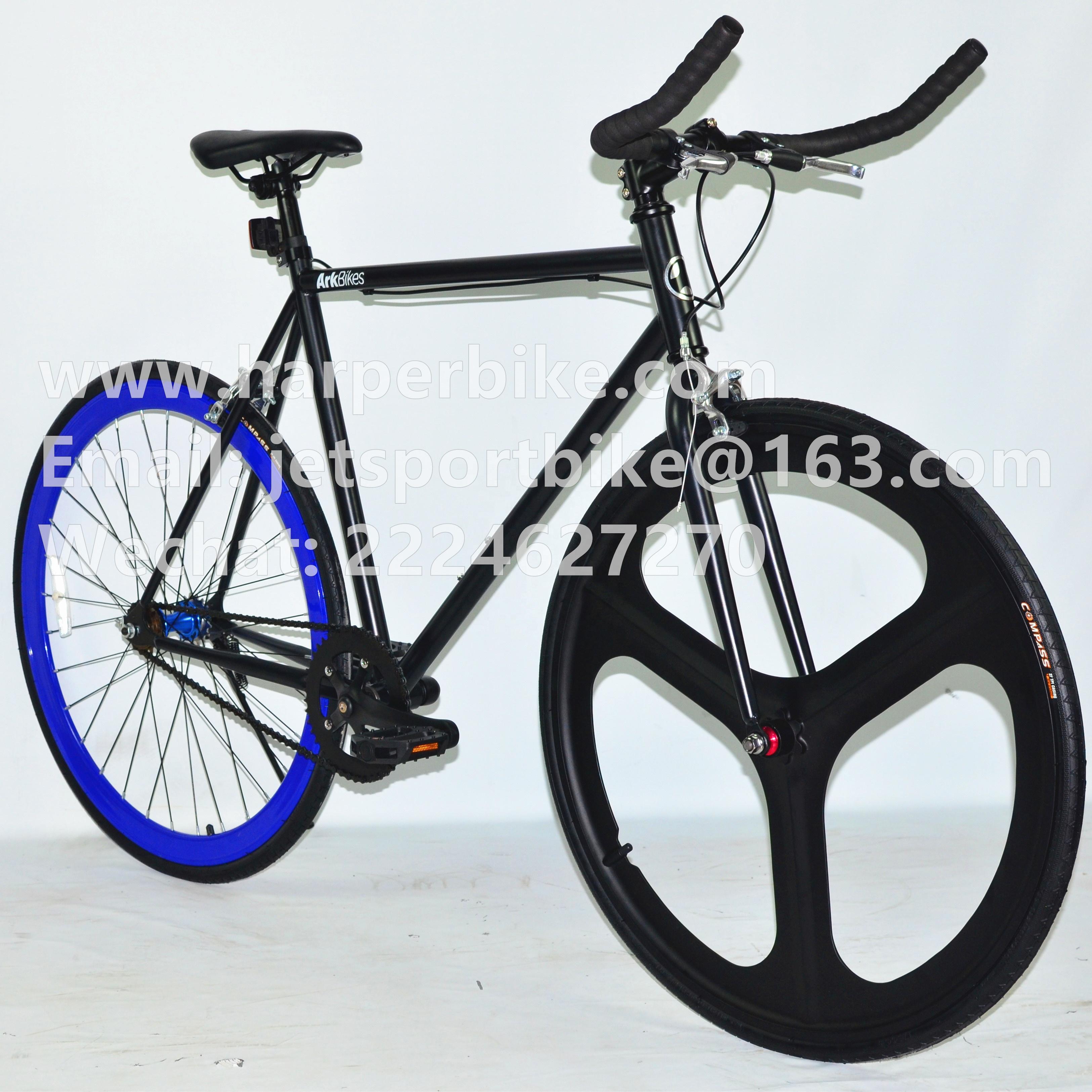 White Velo Track Bike GRIPS Drop Handlebars Fixed Gear Fixie Bicycle Bullhorn