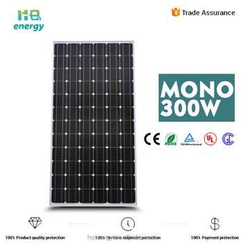 Mono Solar Panel 300w Hq Energy Solar Panel Manufacturers In China For Pv  Solar System - Buy Solar Panel 300w,Mono Solar Panel,Solar Panel