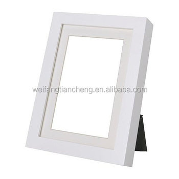 Wooden Shadow Box Photo Frames 4x4 5x7 6x6 8x8 8x10 10x10 Custom