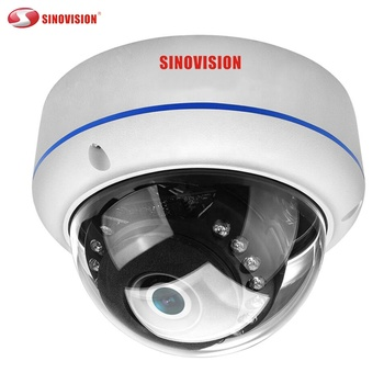 Sinovision  HD 1080P  Sony323 weather proofl Dome CCTV Security IP network Camera