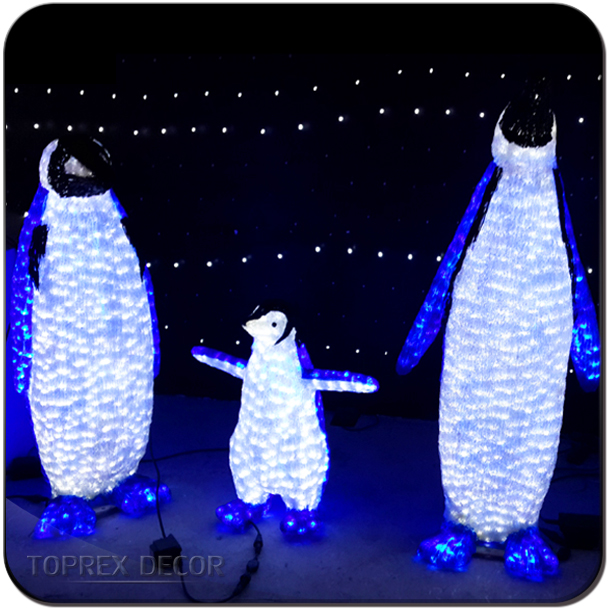 acrylic led penguin wholesale led penguin suppliers alibaba