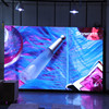 New Material Carbon Fiber incredible Panel/Cabinet 1cm slim full color led video screen display rental smd2121