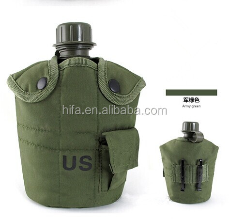 plastic canteen army canteen water bottle