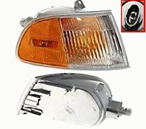 Discount Starter and Alternator HO2531115 Honda Civic Parking Light Lamp Turn Signal Side Marker Passenger Side