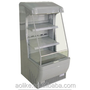 High Quality Hotel Open Style cooler for beverage display