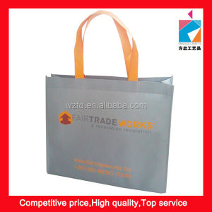 Promotion Non Woven Trade Show Bag