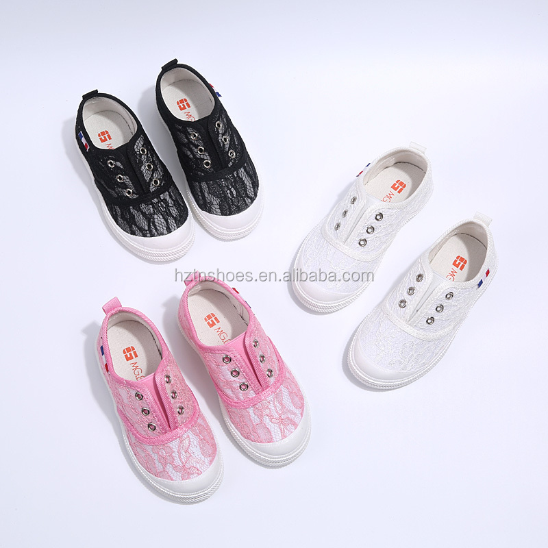 New Model Girls Shoes Children Sneakers Sport Shoes Kids Network