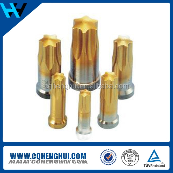 OEM/ODM Customized and Reliable Quality DIN inner hexagon punch with hexagonal screw