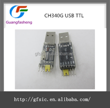 CH340G RS232 L USB to TTL module to upgrade converter