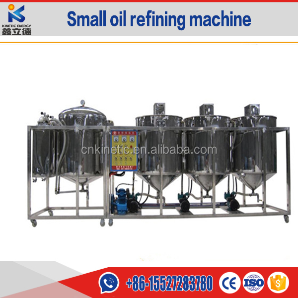 Made in China best quality mini crude oil refining equipment for sale