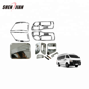 Cheap price easy installation chrome exterior accessories Suitable nv350