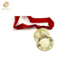 Wanfeng Personalized Zinc Alloy Graduation School Honor Award Medal