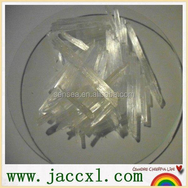 GMP Factory supply top quality D-Menthol menthol crystals