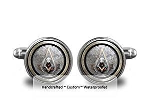 Assassin's Creed Cufflinks,Cool Cufflinks,Silver Jewelry Cufflinks,Shirt Cufflinks,Glass Cabochon Cufflinks,Men Cufflinks,Gift for Husband,Art Picture Cufflinks,Personalized Cufflinks