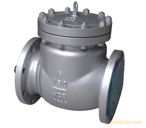 RF RJ RTJ FF FM TG MFM Flanged API BS DIN JIS STD China Manufacturer Factory Casting Steel Swing Check Valve