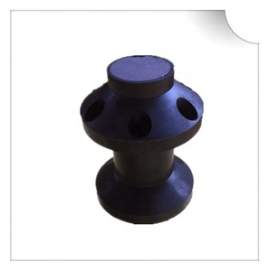 Nature manufacturer customized automobile rubber shock absorber/damping block/rubber bushing